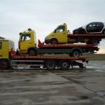 autószállítás, autómenntés